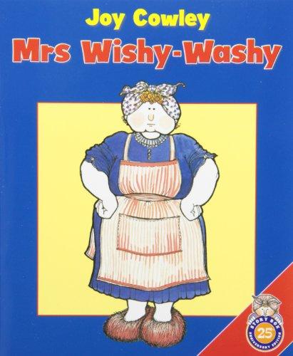 Mrs Wishy-Washy Small Book (Level 8) (Story Box)