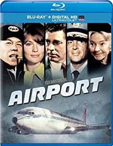 Cover Image for 'Airport (Blu-ray + DIGITAL HD with UltraViolet)'