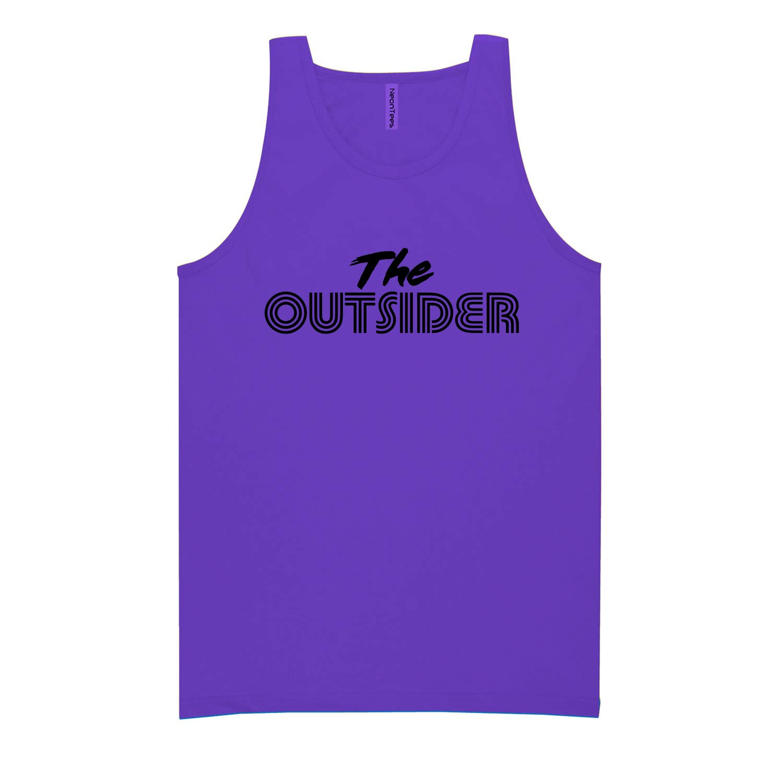 ZeroGravitee The Outsider Neon Tank Top
