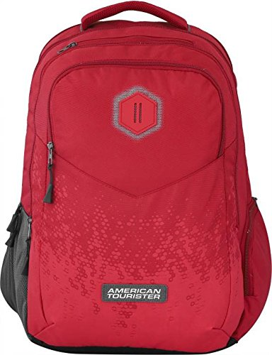 AMERICAN TOURISTER INSTA PLUS+ 01 RED #SWAGPACK NEW 2018 BACKPACK