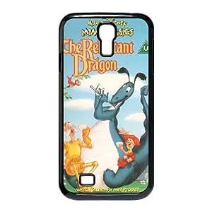 samsung s4 9500 phone case Black Reluctant Dragon VFR4435054