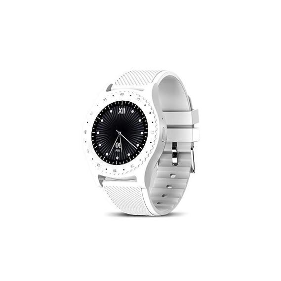 SZPZC-A Smart Watch Hombre Mujer Moda Deporte Fitness Watch ...