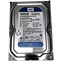Hard Drive For HP WD Blue PC WD5000AZLX 500GB 7200 RPM 32MB Cache SATA 3.5 N/P 837116-001