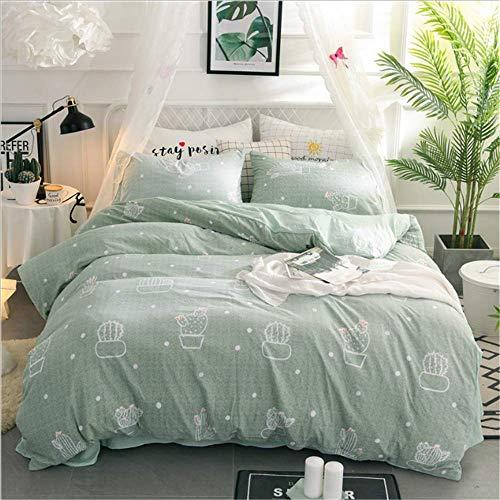 SSHHJ Bedding Set Duvet Cover Quilt Cover Comforter Cover Pillowcase Queen King Full Size A 150x200cm