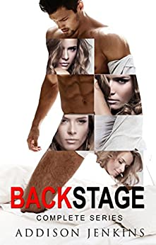 Backstage - Complete Series by [Jenkins, Addison]