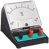 United Scientific MVT006 DC Voltmeter, 0-5V, 0-15V, (0.1V, 0.3V)