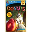 Donuts - Free Audio Book Inside: ---- an illustrated story about a squirrel, his wish, and a loyal friendship. (Preschool children's book, Bedtime stories, Picture book)