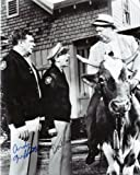 The Andy Griffith Show with Otis Cast Autographed Signed 8 X 10 Reprint Photo - Mint Condition