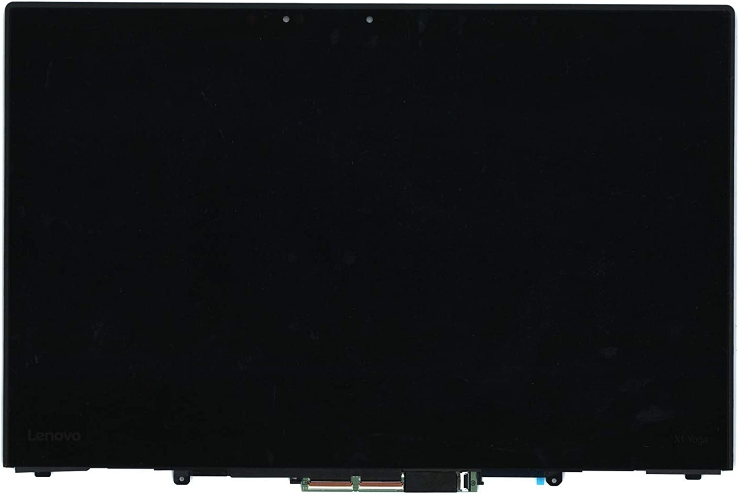 "For Lenovo 14.0"" FHD 1920x1080 LCD Panel LED Touch Screen Display with Bezel Frame Assembly Thinkpad X1 Yoga 2nd Generation FRU: 01LV997 01AX894"