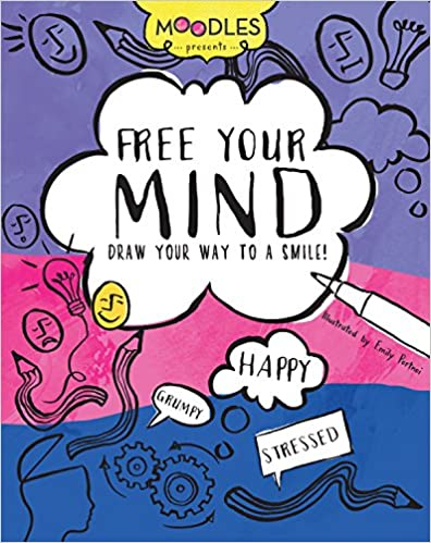 Moodles Presents Free Your Mind: Draw Your Way to a Smile!