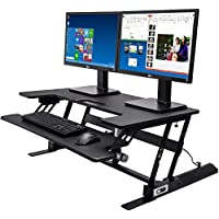 Rosewill Height Adjustable Sit/Stand Computer Desk