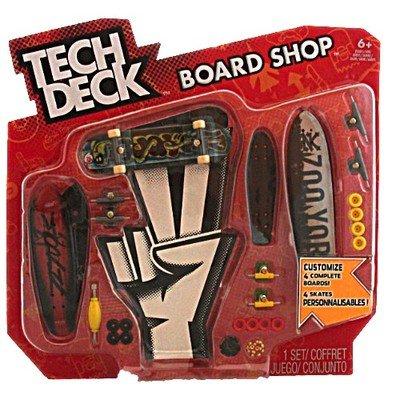 Tech Deck Finger Skateboard Board Shop Zoo York Skateboards ()