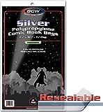 BCW Supplies - SIL-R - Silver Age Size Comic