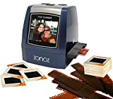 ZONOZ FS-3 22MP All-In-1 Film & Slide Converter Scanner w/Speed-Load Adapters for 35mm