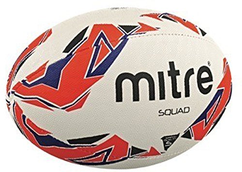 Mitre Squad Rugby Ball (size 4)