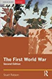 img - for The First World War book / textbook / text book