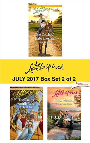 Harlequin Love Inspired July 2017 - Box Set 2 of 2: An Anthology