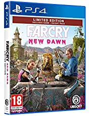 Sconti Primaverili su Far Cry New Dawn - Limited Edition [Esclusiva Amazon] - multipiattaforma