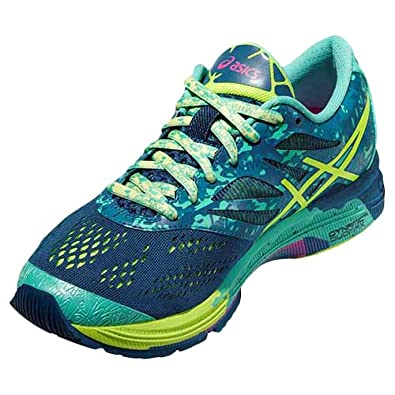 hot sale online 6a0aa 893d4 Asics Gel-Noosa Tri 10 Running Shoes for Women - Green Blue