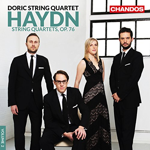 Haydn: String Quartets, Op. 76 Six Haydn String