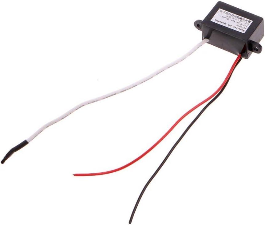 SHI-YU-M-KT, DC 12V Purificador de Aire Ionizador Generador de aniones de Iones Negativos Purificador Limpiador Coche # Y05# # C05#: Amazon.es: Hogar