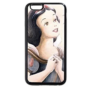 Diy Black Hard Plastic Disney Cartoon sleeping beauty For Samsung Glass S4 Cover Case, Only fit For Samsung Glass S4 Cover