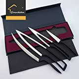 Chef Knife 5cr17mov Stainless Steel Meeting Kitchen Knives Set Cutlery SET Premium Quality