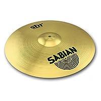 """Sabian SBR1811 SBR Series Pure Brass - Platillo de suspensión /marcha, 18 """""""