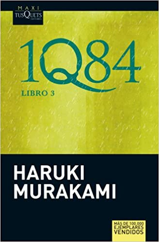 1Q84. Libro 3 (MAXI): Amazon.es: Haruki Murakami, Gabriel ...