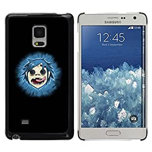 LECELL -- Funda protectora / Cubierta / Piel For Samsung Galaxy Mega 5.8 9150 9152 -- Gorillas --