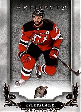 c23a873837e 2018-19 Upper Deck Artifacts Hockey #81 Kyle Palmieri New Jersey Devils