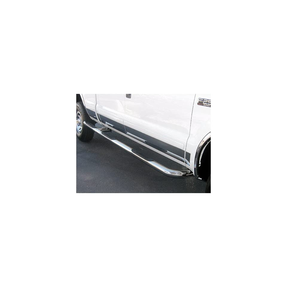 Iron Cross Nerf Bars Ford F150 Crew Cab 2004 2008