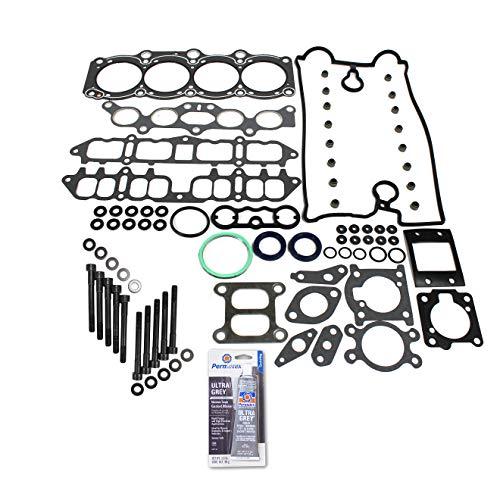 Head Gasket Set Bolt Kit Fits: 90-95 Toyota Celica MR2 TURBO 2.0L DOHC 16v 3SGTE (Best Turbo For 3sgte)