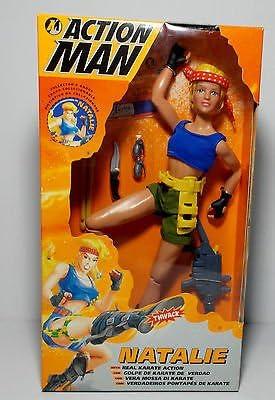 Hasbro Action Man Natalie