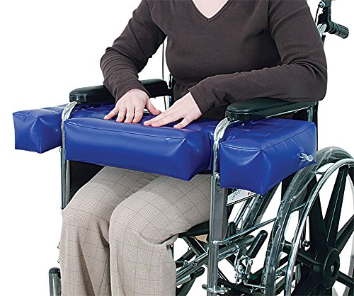 AliMed Inflatable Lap Buddy, fits 16-18 inch wheelchairs