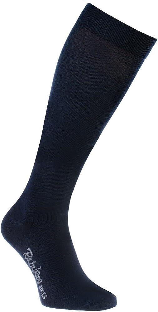 Rainbow Socks - Hombre Mujer Altos Calcetines Largos Hasta de Rodilla de Algodón