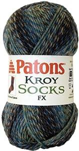 Kroy Socks FX Yarn-Cascade