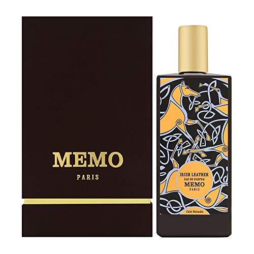 Memo Paris Irish leather by memo paris for unisex – 2.53 Ounce edp spray, 2.53 Ounce