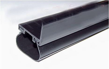 Garage Door Weather Seal COMPLETE KIT Bottom Seal SINGLE Car Door 1-3/8 - - Amazon.com