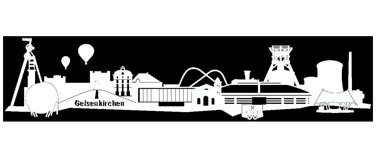 Samunshi® Wandtattoo Wandtattoo Wandtattoo Gelsenkirchen Skyline Schalke in 6 Größen und 19 Farben (150x33cm königsblau) B004TFXX7Y Wandtattoos & Wandbilder 8ee3f8