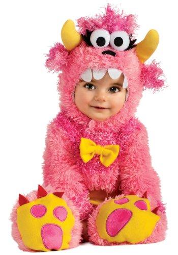[Pinky Winky Costume - Infant] (Infant Girl Monster Halloween Costume)