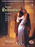 Rachmaninov - Rhapsody on a Theme of Paganini, , 1423459628