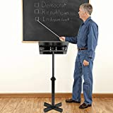 Bonnlo Classic Lectern Podium Stand, Height