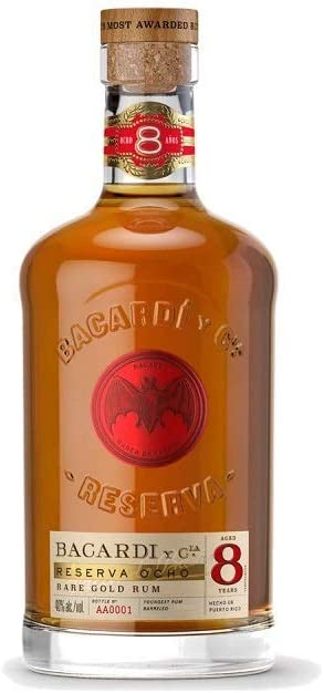 Bacardi Gran Reserva, 700 ml