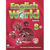 English World Level 8 Workbook & CD Rom