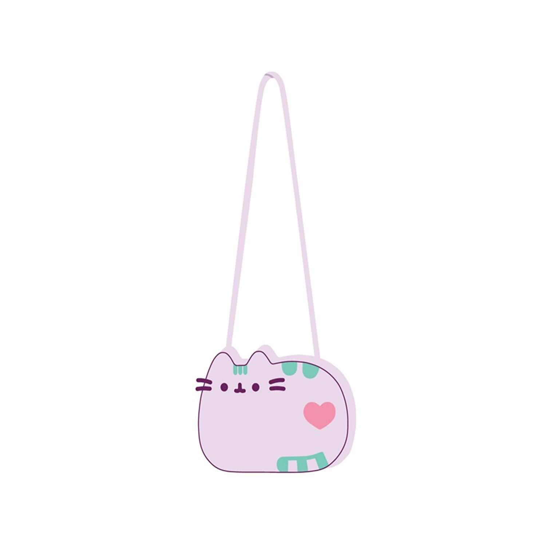 6eb3453207 Amazon.com  Pusheen The Cat Mint Pastel Cross Body Shoulder Bag  Shoes