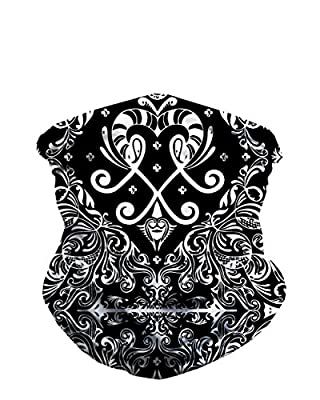iHeartRaves Paisley Seamless Face Mask Bandanas for Dust, Music Festivals, Raves, Riding, Outdoors