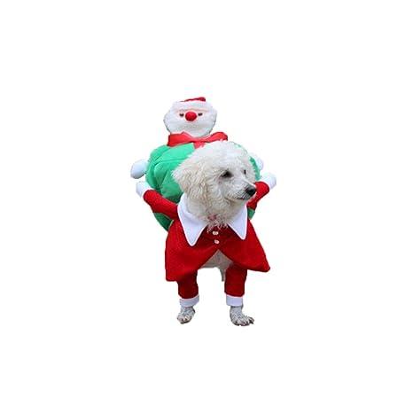 Oncpcare - Disfraz Creativo de Perro de poliéster, Abrigo ...