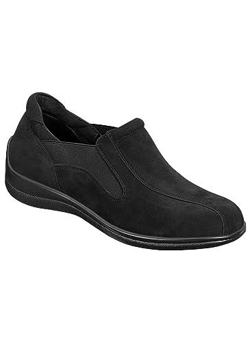 26dfdfea80127 Beacon Women s Adult Comfort Well Bounce Synthetic Footwear Complements  Exclusives 6 Medium US Women Black