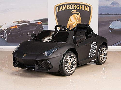 Lamborghini Aventador 12v Kids Ride On Battery Powered